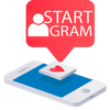 Startgram – Site de Automação do Instagram de Stories